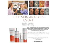 **FREE SKIN ANALYSIS EVENT** hosted by Madame Skin - Authorised Stockist of ENVIRON Skincare