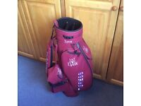 Lynx Tigress ladies Cart Bag, NEW
