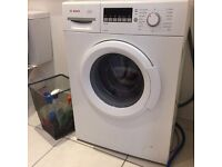 95%new only 1 year high quality bosch washing machine for sale