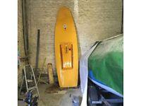 Laser style hull