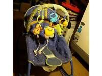 Baby/toddler rocking chair