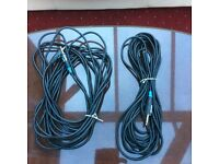 Piranha Speaker Cables for sale