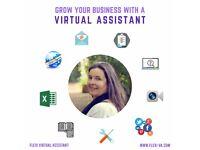 Virtual Assistant / Business Support - Admin Support , Website Design, Social Media