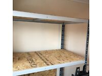 Ebay amazon inventory display shelves complete with boards