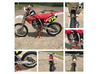 Crf 150 2009 WITH LOGBOOK FOR OFF ROAD VEHICLE