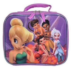 Disney Fairies 3D Tinkerbell EVA Lunch Box Bag
