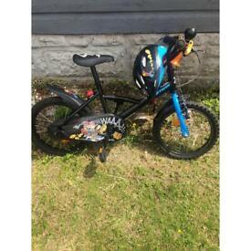 Kids pirate bike 16 inch (4-6 years)