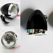 Vintage Bicycle Light