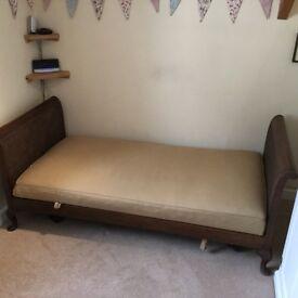 Single Bed Antique