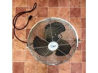 Quest high quality electric fan