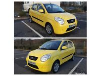 Kia Picanto 1.1 Strike 5dr. ONLY 49000 MILEAGE/MANUAL