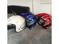 Spaoa junior motocross helmets xs