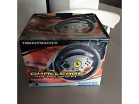 Thrustmaster Challenge Racing Wheel. Ps2 and Ps1.