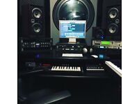 producers/artists wanted for music studio share