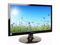 Hanns-G 19 inch Widescreen LED Monitor - Gloss Black