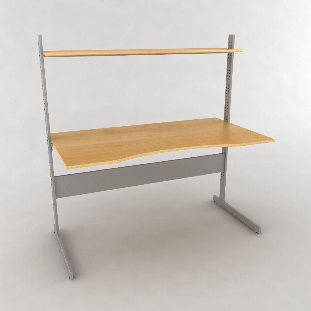 Original classic ikea jerker desk computer workstation drawing table in norwich norfolk - Drafting desks ikea ...