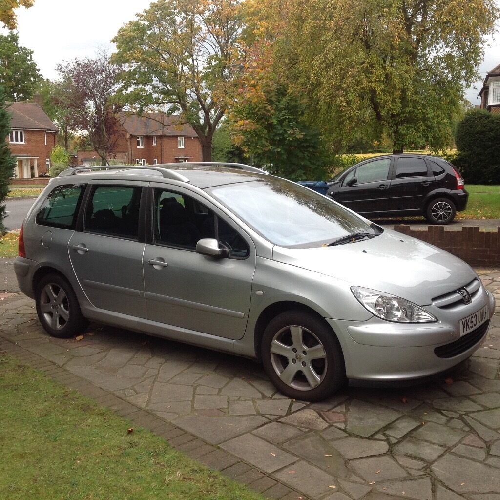 Peugeot 307SW 2003 one owner