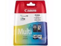 Canon PG 540 / CL-541 Multipack Ink tank - 2-pack Black, colour