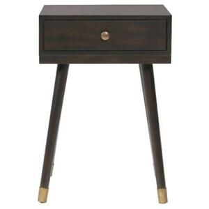 Walnut End  Table Sale-WO 7547 (BD-2591)