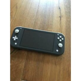 Nintendo switch lite with