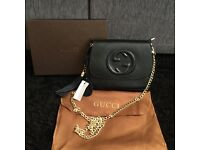 Stunning Gucci soho bag(brand new)