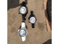 Vespa gt/gts headlights