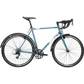 Road Bike, less than 200 miles from purchase - Eastway TR1.0 Road Bike - 56cm - M