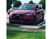 Audi Q7 s plus