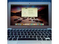"""Apple Macbook Air A1465 1.7GHZ 11"""" 2012"""