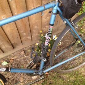 Vintage Raleigh challenger Olympic Road Bike