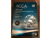 A CCA paper for corporate and business law