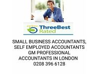 Self assessment tax return, cis, limited company, self employed, vat, low cost,cheap accountant,find