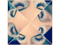 Classic lashes & gel nails