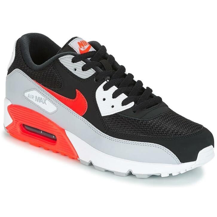 nike air max 90 essential grijs