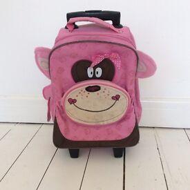 Next kids trolley case