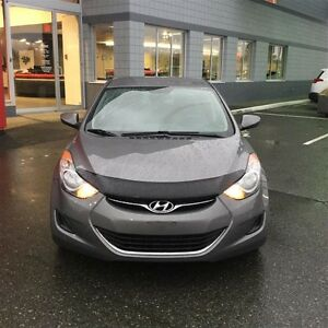 2012 Hyundai Elantra GL at One Owner No Accidents ! Comox / Courtenay / Cumberland Comox Valley Area image 2
