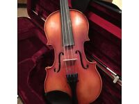 Primavera 200 3/4 Size Antiqued Violin