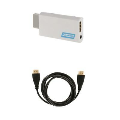 Cable+Wii to HD 1080P Upscaling Converter Adapter Wii to