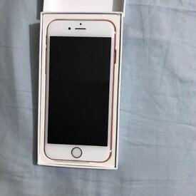 Apple iPhone 6S 64GB BRAND NEW ROSE GOLD UNLOCKED with Apple care warranty