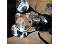 Adult golf clubs full set