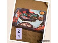 Spider-Man game unopened