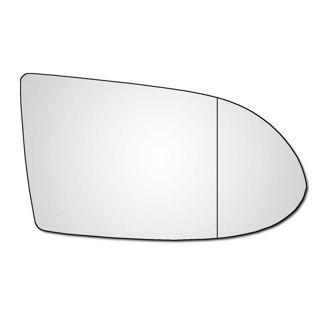 Zafira Driver Side Offside Wing Mirror Glass Door Mirror Glass 1999-2005