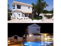 Villa Linakis, Arillas, Corfu - October Special Offer! Villa with pool, pool bar, gardens, sleeps 6.