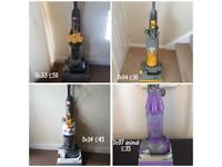 Reconditioned dysons