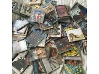 Various late 90's - early 2000's CD albums