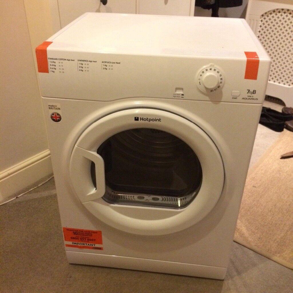 Hotpoint Aquarius Tumble Dryer