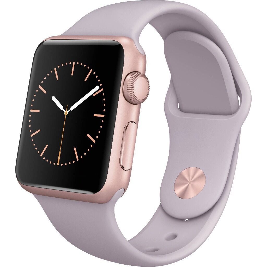 APPLE WATCH SERIES 1ROSE GOLD 38MM180in Whitchurch, CardiffGumtree - APPLE WATCH SERIES 1 ROSE GOLD WITH SPORT BAND, PINK SAND 38MM COMES WITH CHARGER. NO FAULTS