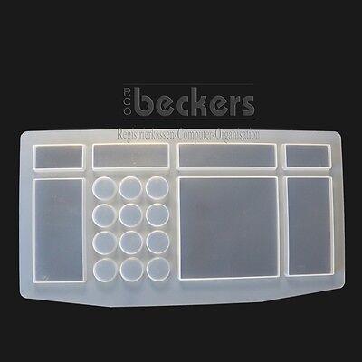 Olivetti ECR-8200 Tastaturschutz Tastaturabdeckung  Wetcover Kassensystem POS