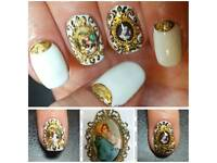 Mobile Manicure, pedicure, gel polish, gel nail extensions, waxing, massage, henna tattoo