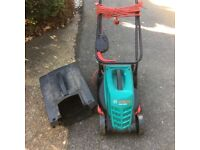 Bosch 320er Lawnmower in good condition